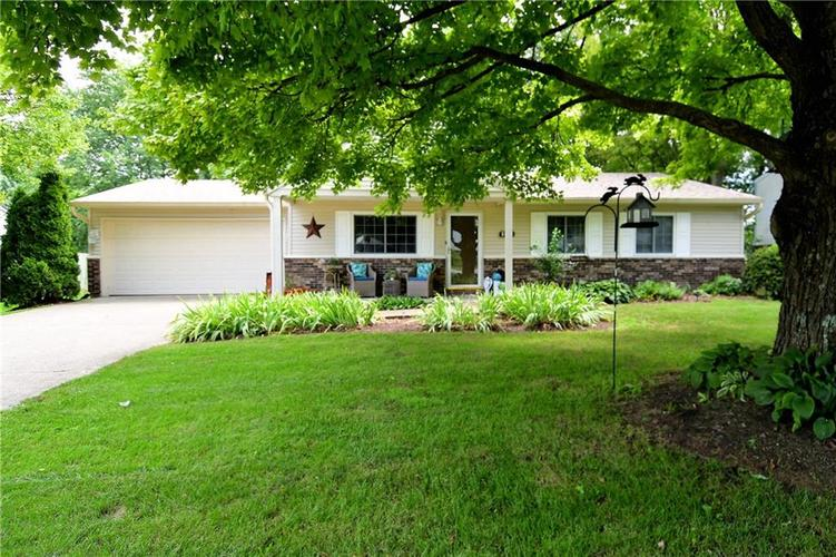 5703  Mills Road Indianapolis, IN 46221 | MLS 21730461