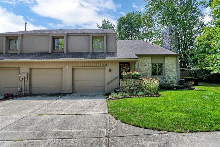643  Conner Creek Drive Fishers, IN 46038 | MLS 21730502