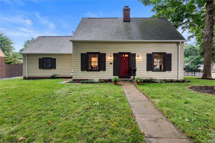 6001  Kingsley Drive Indianapolis, IN 46220   MLS 21730509