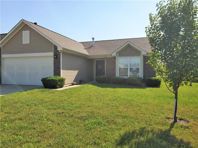 6853  Percy Drive Camby, IN 46113 | MLS 21730530