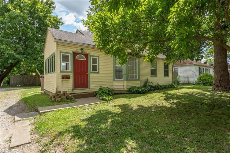 1731 N Emerson Avenue Indianapolis, IN 46218 | MLS 21730622