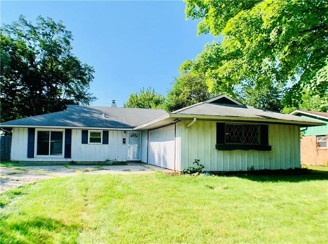 3658  Breen Drive Indianapolis, IN 46235 | MLS 21730761
