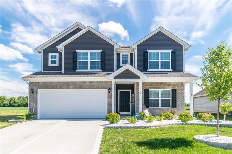 2211  Ruby Express Drive Greenfield, IN 46140 | MLS 21730802