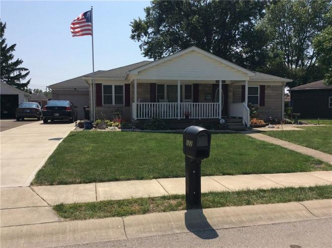 122  Roosevelt Drive Greenfield, IN 46140 | MLS 21731090