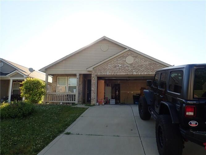 5605  DOLLAR FORGE Drive Indianapolis, IN 46221   MLS 21731118