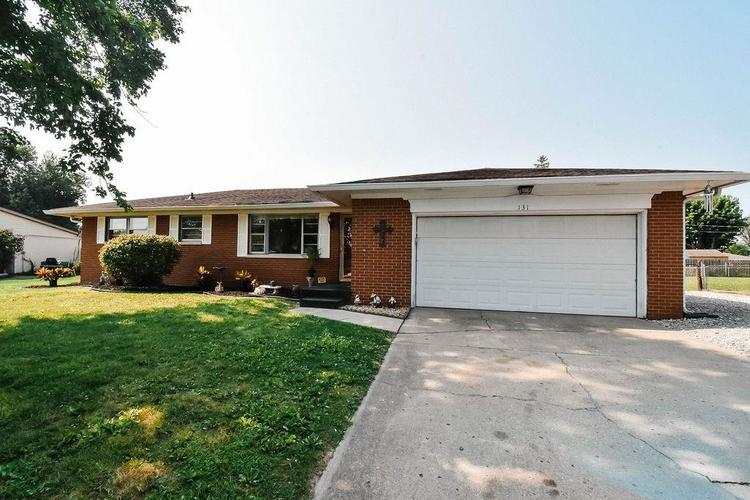 131  HARGEO Drive Indianapolis, IN 46217   MLS 21732507