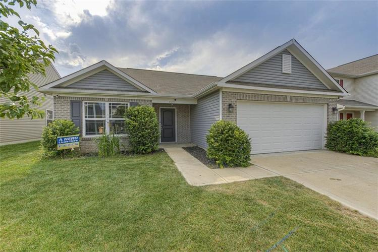 4050  Little Bighorn Drive Indianapolis, IN 46235 | MLS 21732599