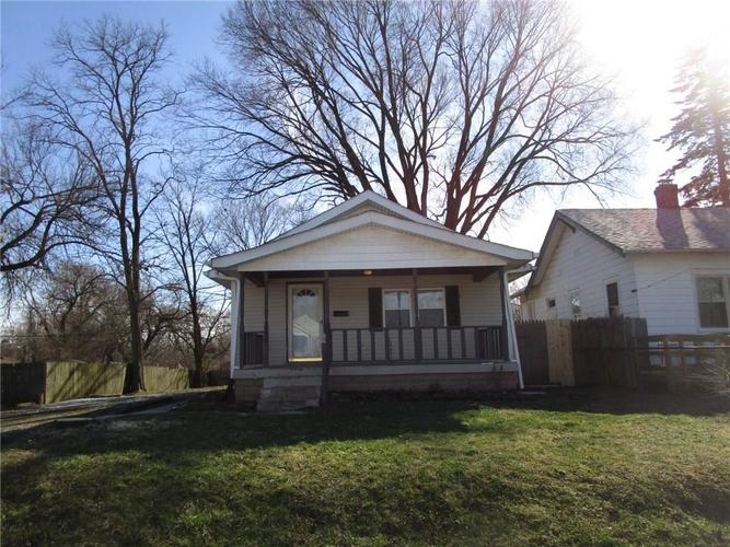 4009 S BROOKVILLE Road Indianapolis, IN 46201 | MLS 21734021