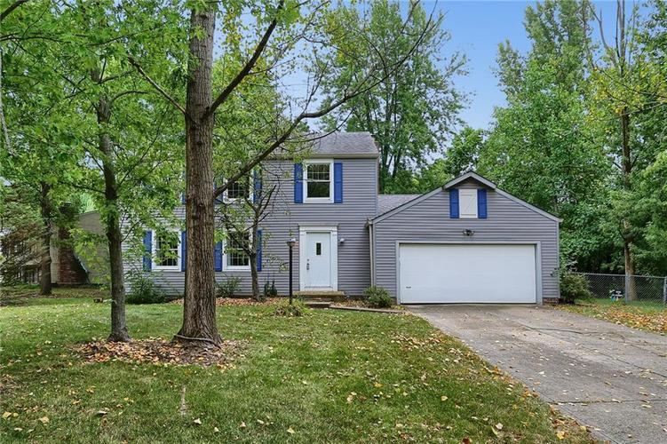 9307  THORNWOOD Drive Indianapolis, IN 46250 | MLS 21735288