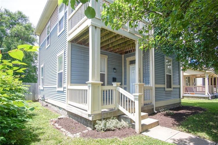 2516 N COLLEGE Avenue Indianapolis, IN 46205 | MLS 21736300