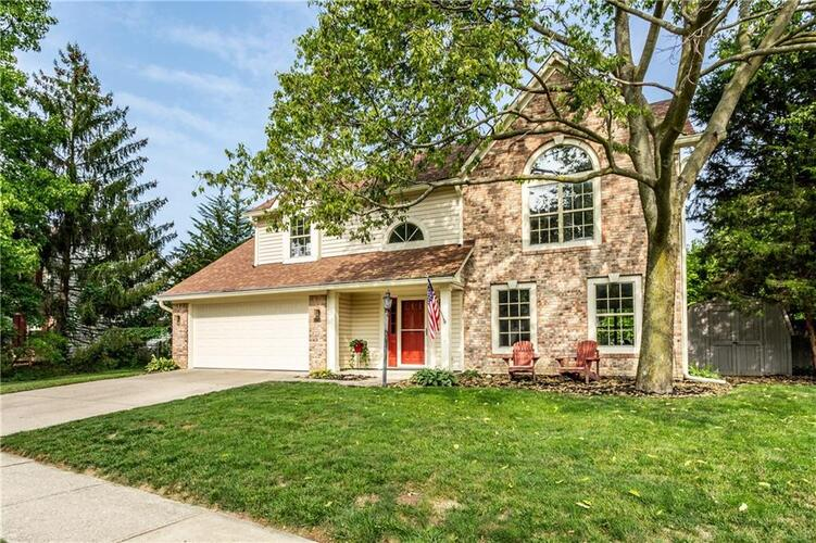 12388  Torberg Place Fishers, IN 46038 | MLS 21736407