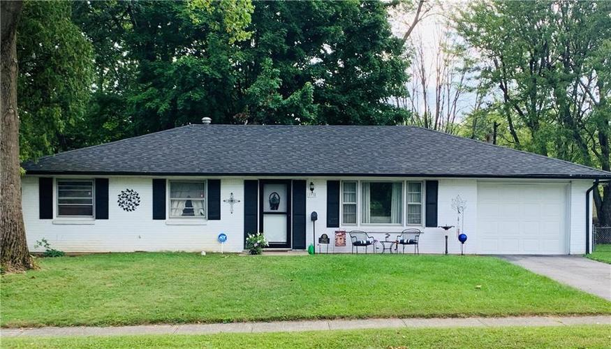 1932  Fairhaven Drive Indianapolis, IN 46229 | MLS 21736477