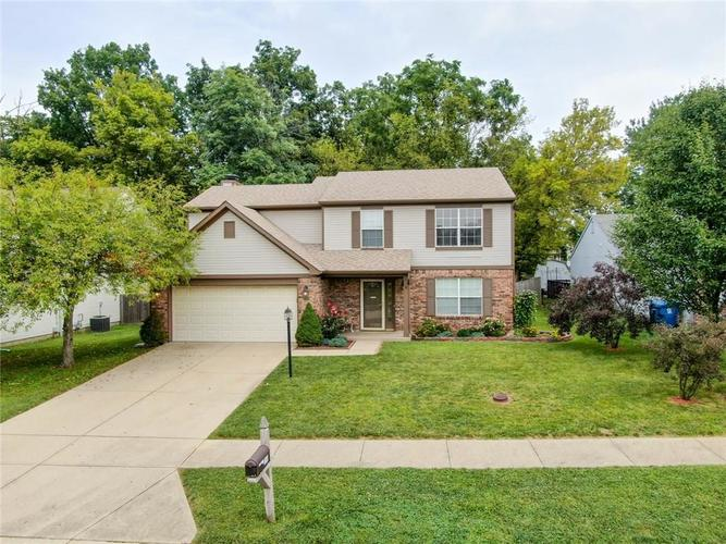2041  COLDWATER Court Indianapolis, IN 46237 | MLS 21736515