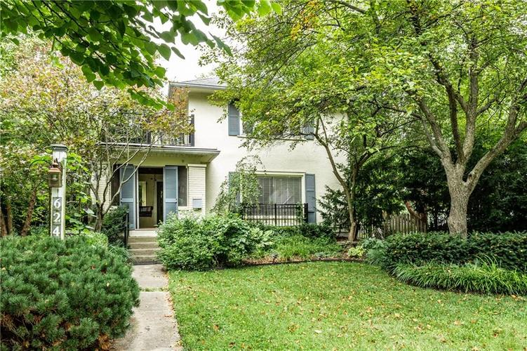 6240  Central Avenue Indianapolis, IN 46220 | MLS 21736774