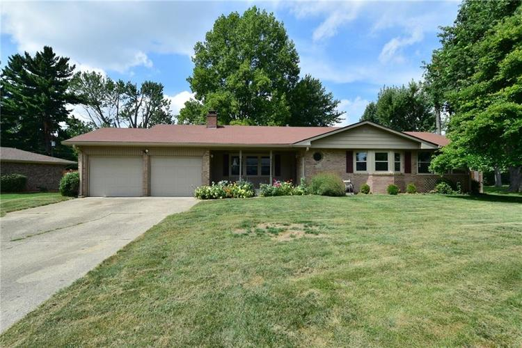 606  Sulky Court Indianapolis, IN 46227   MLS 21737028
