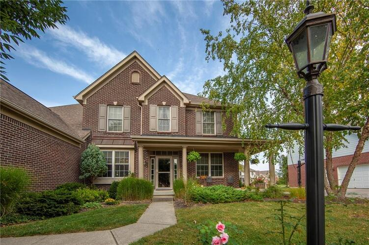 11834  Floral Hall Place Fishers, IN 46037 | MLS 21737508