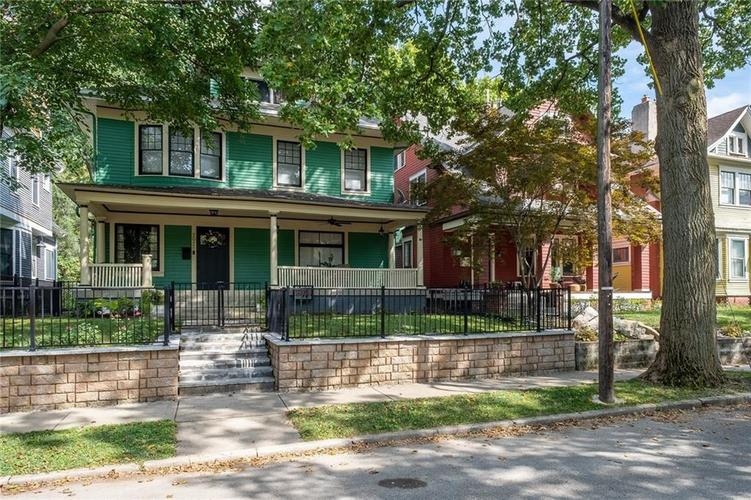 2021 N New Jersey Street Indianapolis, IN 46202 | MLS 21737530