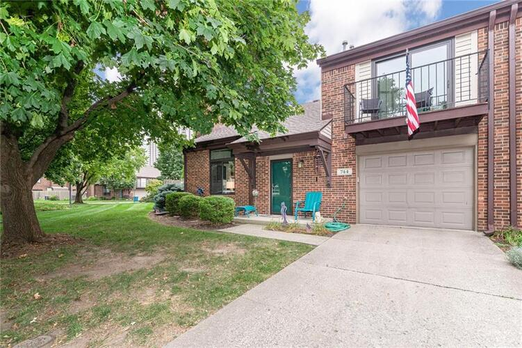 744 N New Jersey Street Indianapolis, IN 46202 | MLS 21738062