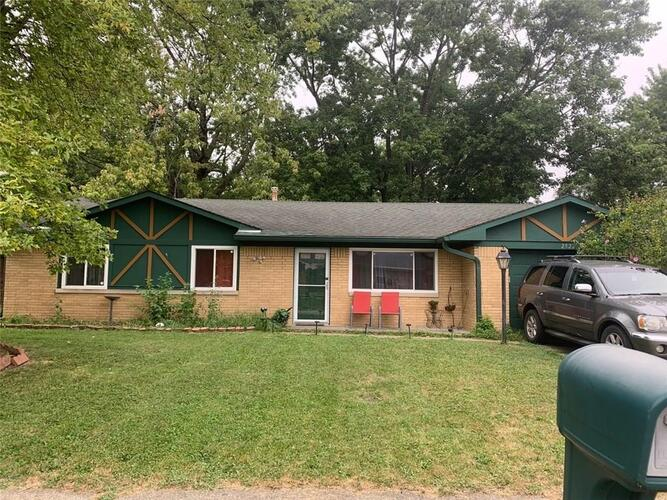 2522  Constellation Drive Indianapolis, IN 46229   MLS 21738149