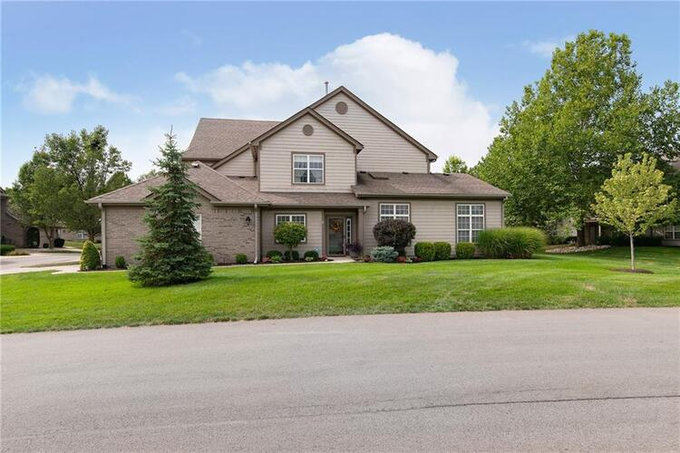 9126  Thoreau Court Fishers, IN 46037 | MLS 21738189
