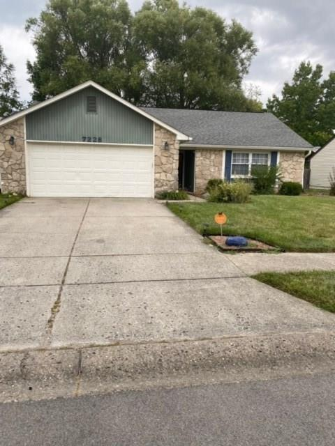 7228 N EAGLE BAY Drive Indianapolis, IN 46254 | MLS 21738200