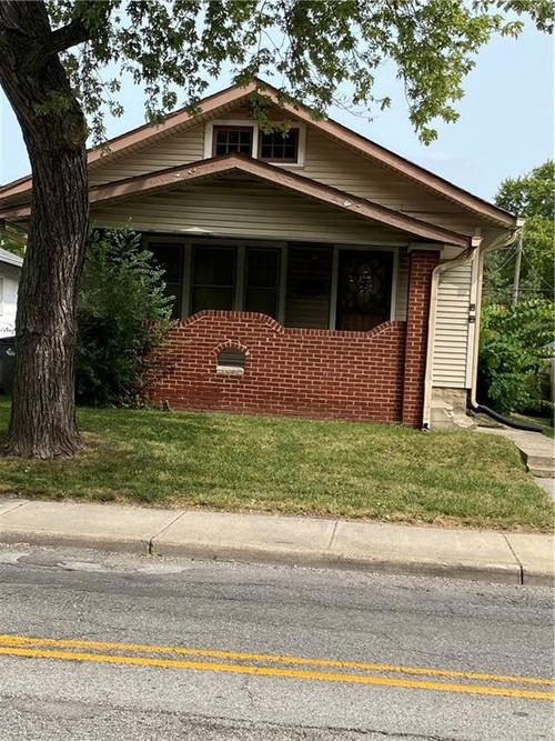 705 N Emerson Avenue Indianapolis, IN 46219 | MLS 21738668