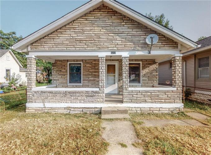 1212  Martin Street Indianapolis, IN 46227 | MLS 21739055