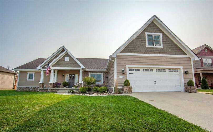 3064  Hickory Lane Lapel, IN 46051 | MLS 21739147