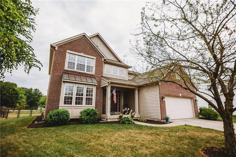 5413  Gainesway Drive Greenwood, IN 46142   MLS 21739238
