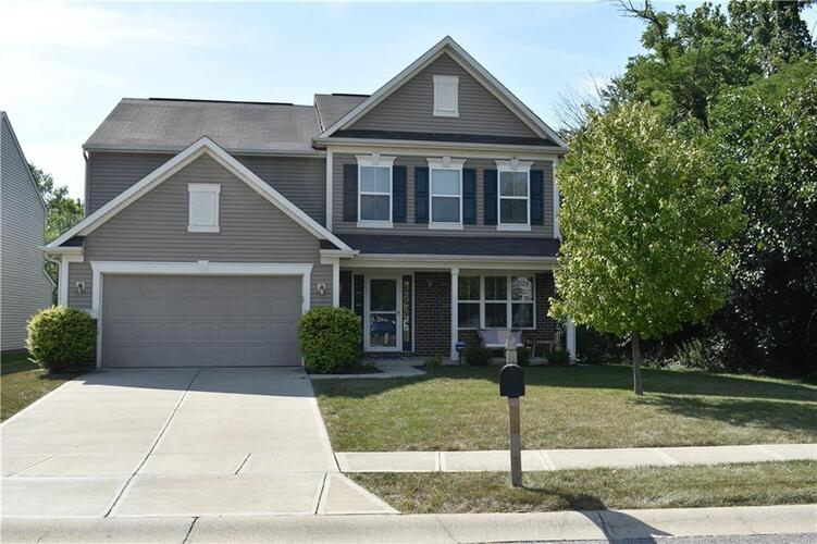 5854  BLAIR Place Indianapolis, IN 46254 | MLS 21739519