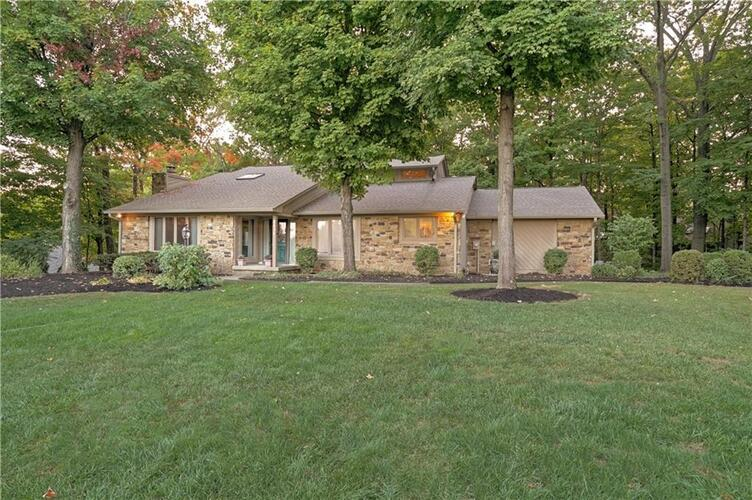 8808  Spinnaker Court Indianapolis, IN 46256 | MLS 21739592