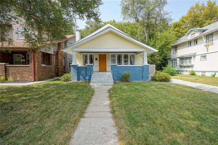 3316 N College Avenue Indianapolis, IN 46205   MLS 21739763