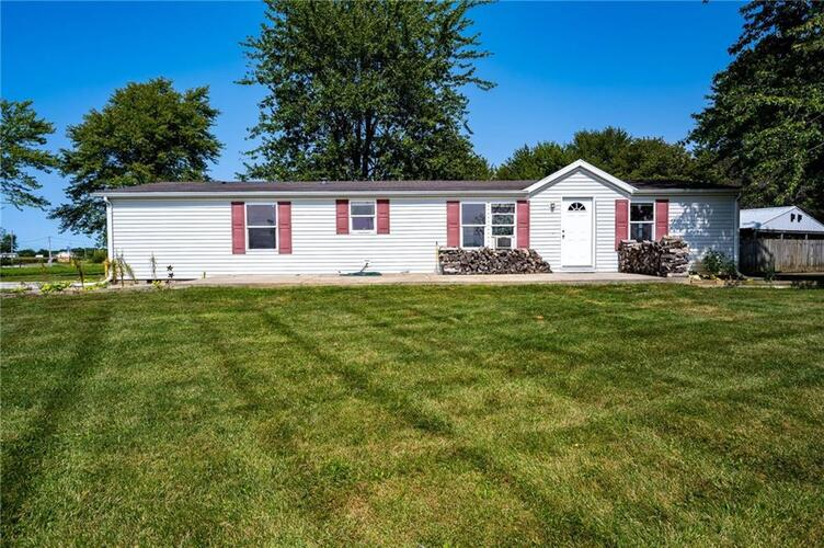 5098 N Messick Road New Castle, IN 47362 | MLS 21739994