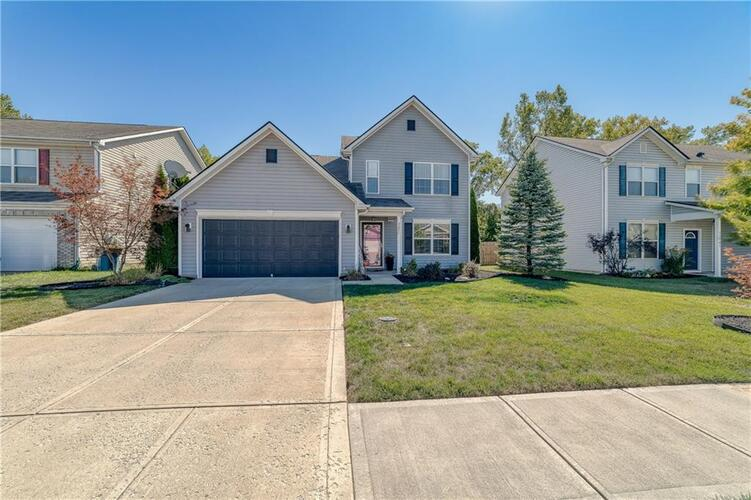 11511  High Grass Drive Indianapolis, IN 46235   MLS 21740125