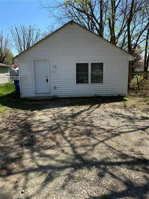 3041 S Rybolt Avenue Indianapolis, IN 46241   MLS 21740172