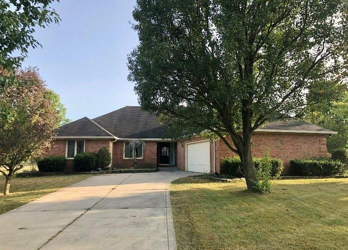 12403 E 21st Street Indianapolis, IN 46229 | MLS 21740378