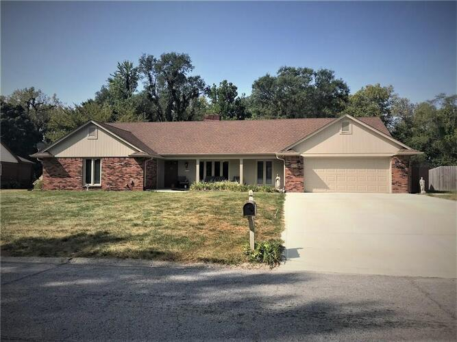 6626  Yellowstone Parkway Indianapolis, IN 46217   MLS 21740401