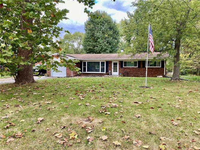 6846 W 15TH Street Indianapolis, IN 46214 | MLS 21740524
