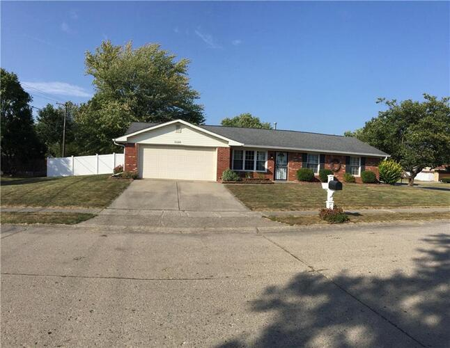 9328  Neptune Drive Indianapolis, IN 46229   MLS 21740535
