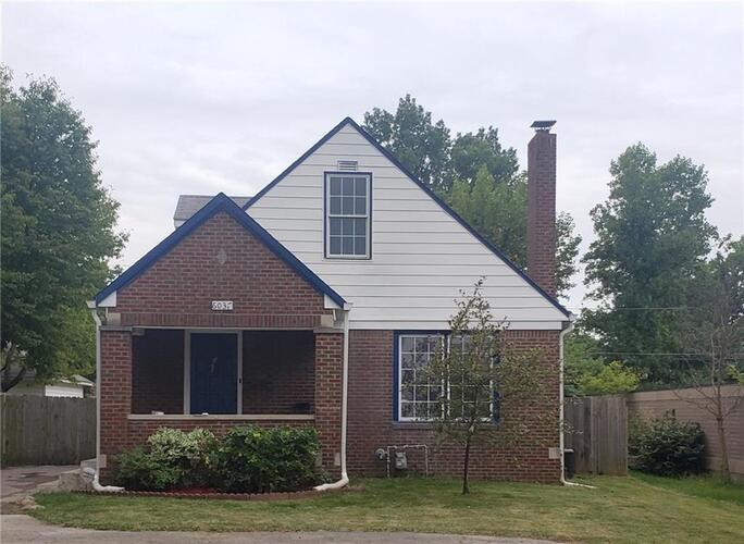 6037 E 10th Street Indianapolis, IN 46219 | MLS 21740696