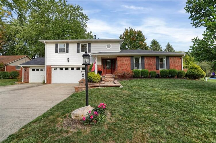 8117  Lieber Road Indianapolis, IN 46260 | MLS 21740819