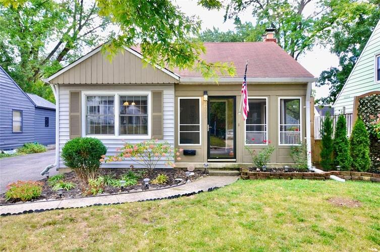 2603 E 58TH Street Indianapolis, IN 46220 | MLS 21740828