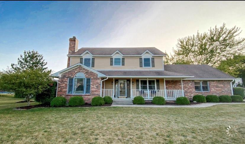 1652  Valley Brook Drive Indianapolis, IN 46229 | MLS 21742119