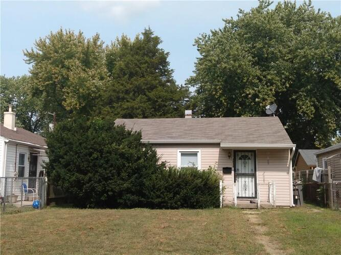 3636 W 12 Street Indianapolis, IN 46222 | MLS 21742146