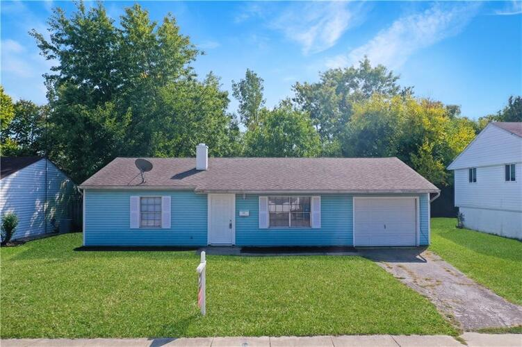 9049 E 34th Street Indianapolis, IN 46235 | MLS 21742183