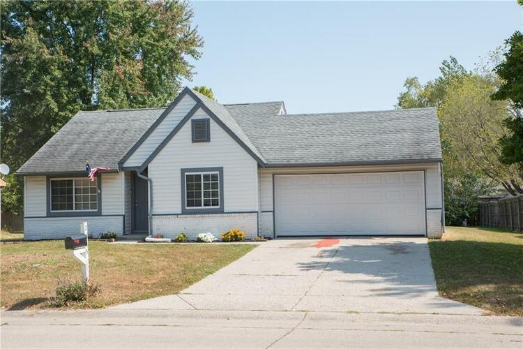 1695  Countryside Drive Indianapolis, IN 46231 | MLS 21742605