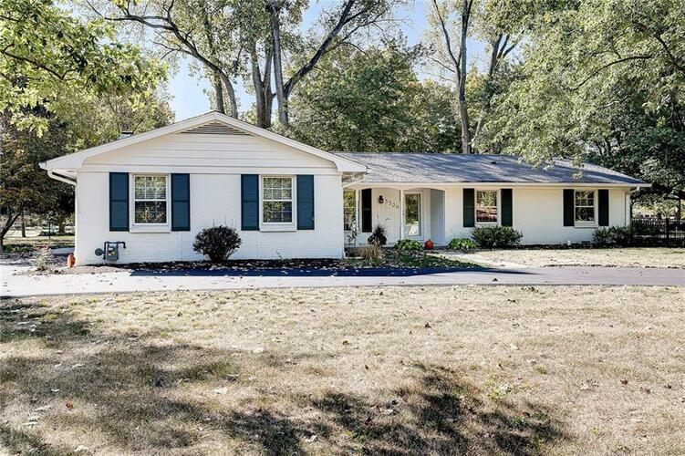 5509 E 79TH Street Indianapolis, IN 46250 | MLS 21742745