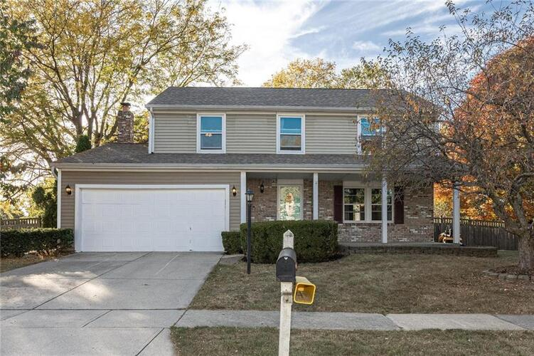 12202  Colbarn Place Fishers, IN 46038 | MLS 21742799