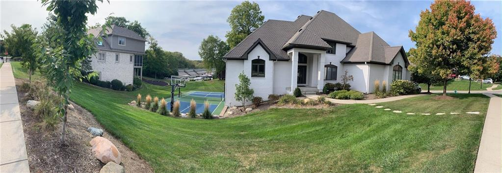 8204  Lake Springs Court Indianapolis, IN 46236 | MLS 21742987