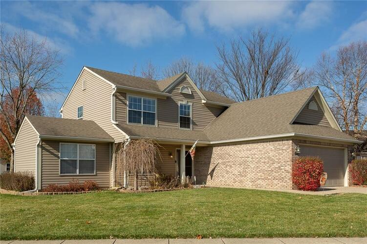 10508  Pineview Circle Fishers, IN 46038 | MLS 21743209